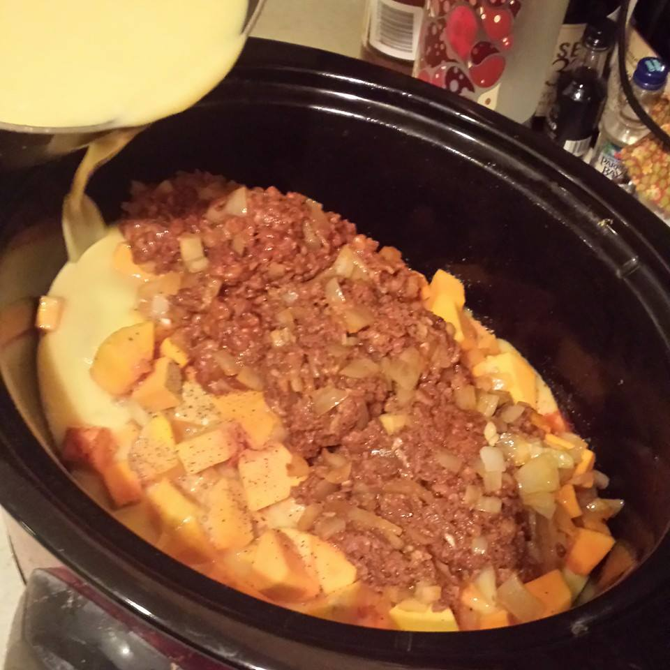 Paleo Slow Cooker Crockpot Breakfast