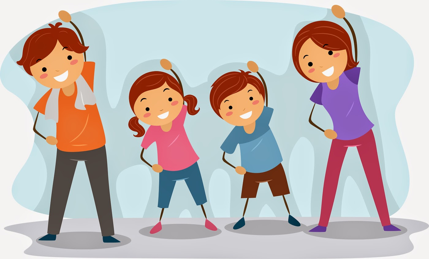did you know that one out of three kids is overweight or obese 752 of kids between ages 3 and 15 do not get 60 minutes of recommended daily exercise - Exercise Pictures For Kids